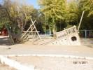 Crikvenica - glavna plaža - dječje igralište